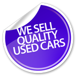 We sell quality used cars